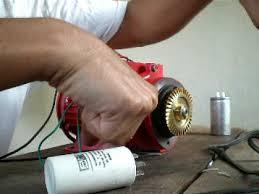 induction motor single phase no capacitor to start needed youtube