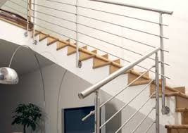 Steel Banister Rails Stainless Steel Handrails Indianapolis In Stainless Steel