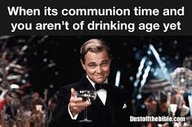 Leonardo Dicaprio Walking Meme - ideal church munion wine meme christian memes wallpaper site