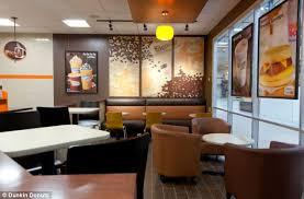 Coffee War coffee war brewing as dunkin donuts introduces new upmarket design