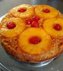 pineapple upside down sugar cookies recipe brown sugar glaze