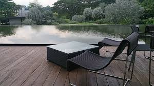 free images deck decking pond relax swimming pool cottage