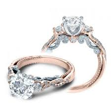 two tone gold engagement rings two tone gold engagement rings