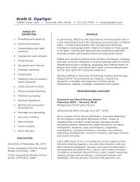 pastor resume templates lead pastor resume samples visualcv