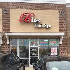 bliss nail spa home facebook