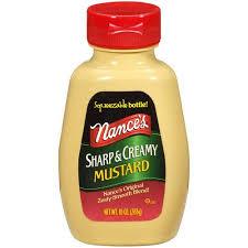 nance s sharp mustard 10 oz walmart