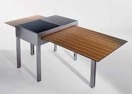 modern kitchen tables for small spaces modern tables for small kitchens show adjustable multifunctional and