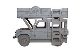 land rover kid land rover 90 safari military themed bunk bed by fun furniture
