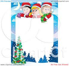free christmas tree clip art borders clipart panda free