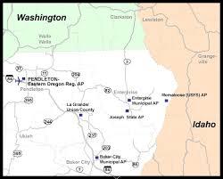 northeast oregon airports tripcheck oregon traveler information
