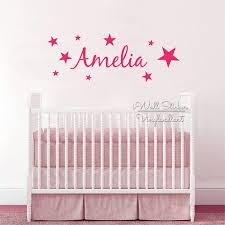 Nursery Name Wall Decals by Online Buy Wholesale Stickers Names From China Stickers Names
