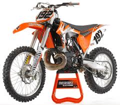 ktm motocross bikes motocross action magazine inside secrets of building a moto ready
