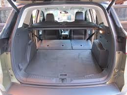 Ford Escape Cargo Space - 2013 ford escape test drive