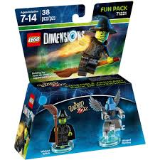 Wizard Of Oz Home Decor by Lego Dimensions Wicked Witch Of The West Wizard Of Oz Fun Pack