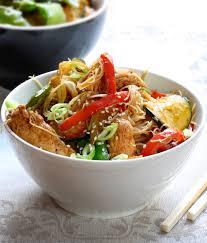 cuisine asiatique poulet sauté asiatique légumes et poulet recettes du québec