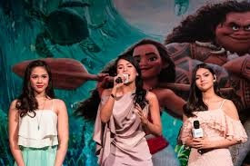 film moana bahasa indonesia full release of disney s moana theme song in southeast asia local