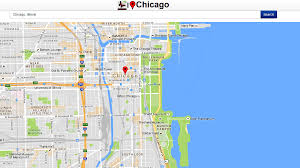 Chicago Blue Line Map Chicago Map Android Apps On Google Play