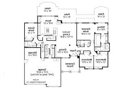 Lovely Ideas Craftsman Floor Plans 3 Bedroom Cottage House Plan