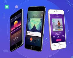android gui designer professional mobile application ui design ios android by