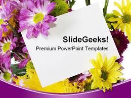9 best images of spring flower template spring flower template