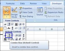 combo box drop down for excel worksheet contextures blog