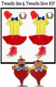 alice in wonderland costume spirit halloween tweedle dee and tweedle dum alice in wonderland google search