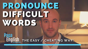 Internet Meme Pronunciation - more difficult english words to pronounce for esl students youtube