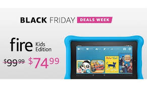 black friday off in amazon tablet 25 off black friday sale on kindle fire kids at amazon com edealo
