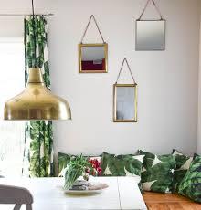 Esszimmer Graue Wand Blumen Und Wanddeko Fürs Esszimmer Eclectic Hamilton