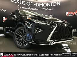 lexus rx for sale montreal 2016 black lexus rx 350 awd f sport series 2 review south