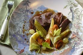 chevreuil cuisine la recette du jeudi filet de chevreuil d alsace aux 5 baies cuit en