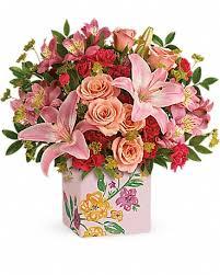 bouquet flowers midlothian florist flower delivery by flower nook