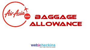 airasia refund policy baggage allowance at airasia airline for domestic international
