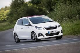 new peugeot small car peugeot 108 1 2 allure east midlands business news