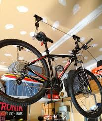 Racor Pbh 1r Ceiling Mounted Bike Lift by Racor 1 Bike Ceiling Mount Bike Lift Pbh 1r At The Home Depot Mobile