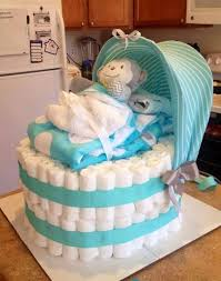 30 of the best baby shower ideas baby diaper cakes monkey baby