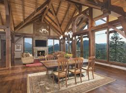Timber Frame Home Interiors Interior Design View Timber Frame Home Interiors Room Design