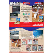 ames peel u0026 stick seam tape 2