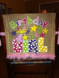 birthday chair cover it s my birthday chair cover idea to go with the you re