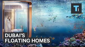dubai u0027s floating homes youtube