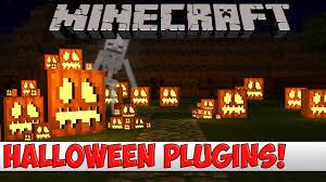 minecraft bukkit plugin top 5 halloween plugins tutorial youtube