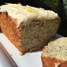veganer lemon poppy cake oder einfach zitronen mohn kuchen madame