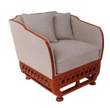 Small Fabric Armchairs 1929 Chair And Sofa Traditional Transitional Armchairs U0026 Club