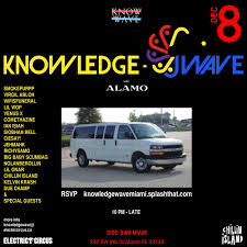 compact cars alamo know wave u0026 alamo records present knowledge wave miami splash