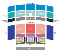 Fox And Jacobs Floor Plans Plan Your Visit Seating Charts
