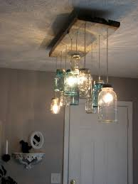 Mason Jar Lights Best 25 Mason Jar Light Fixture Ideas On Pinterest Mason Jar
