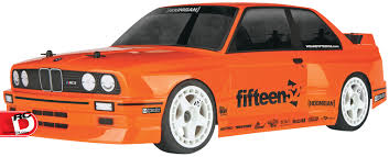 Bmw M3 E30 - hpi rs4 sport 3 4wd with bmw m3 e30 body