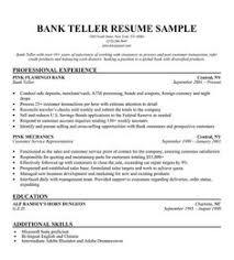 sle resume bank teller resumes entry level pertaining to how