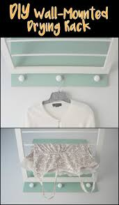 wall mounted drying rack for laundry 47 best space saving ideas images on pinterest space saving
