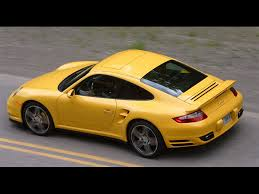 yellow porsche 911 photo porsche 911 turbo yellow car